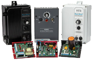 dc motor controls & accessories